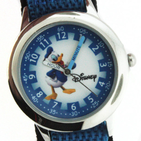 Child's Donald Duck Wrist Watch