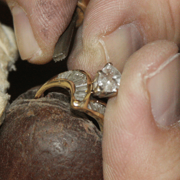 Loose Stone Setting