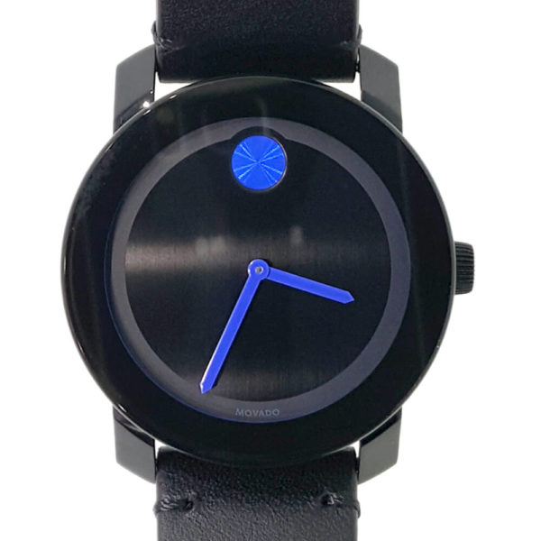 Movado Bold Series Watch - Black Tone