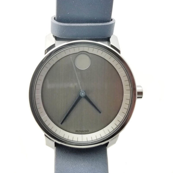 Movado Bold Series Watch - Grey Tone