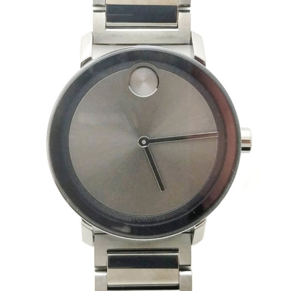 Movado Bold Series Watch - Dark Tone