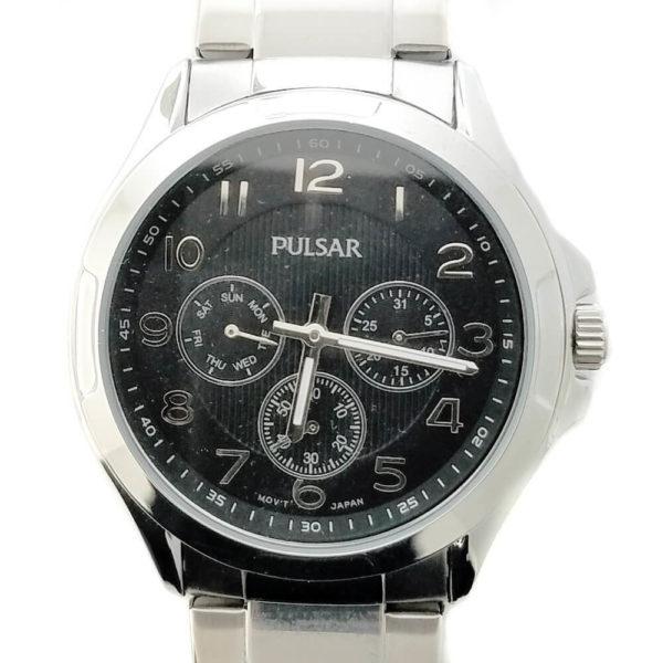 Pulsar Mens Bracelet Watch