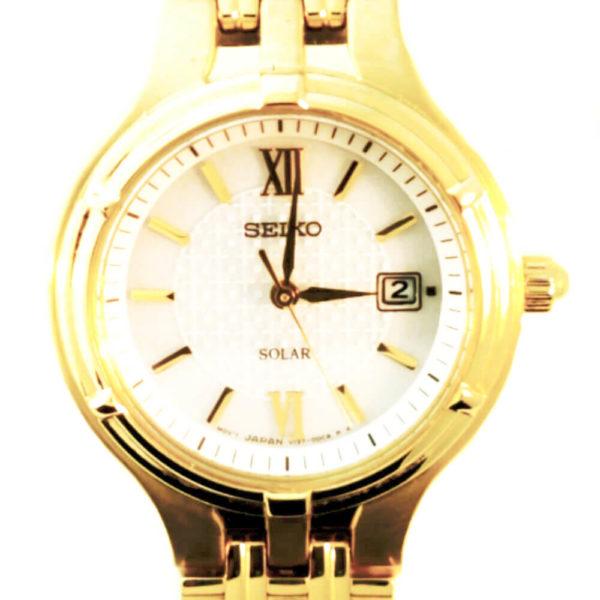 Seiko Ladies Bracelet Watch
