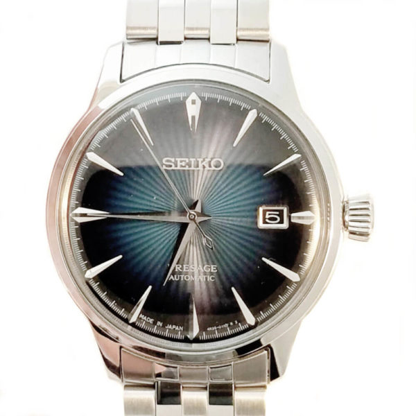 Seiko Presage Automatic Watch - Blue Tone