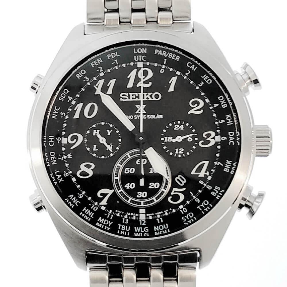 Seiko Prospex Radio Synch Solar Watch