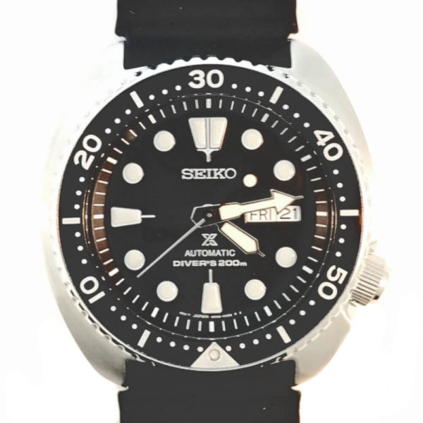 Seiko Automatic Diver's 200m Watch